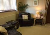 Counselling room - Safe and confidential enviroment