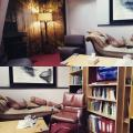Soho counselling room<br />Current availability on Mondays and Tuesdays