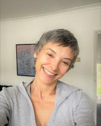 Arianna Pipicelli -  Psychotherapist and Supervisor - MSc Dip UKCP Reg