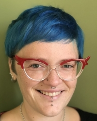 Dr Danielle Mills (PhD, PGCert, BSc (Hons), MBACP (Accred)