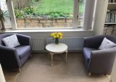 My dedicated counselling room