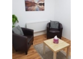 My counselling room in Gosforth
