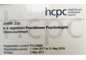 HCPC card