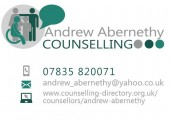 Andrew Abernethy Business Card