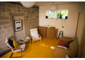 Todmorden Therapy Space - a quiet, calm space for reflection.