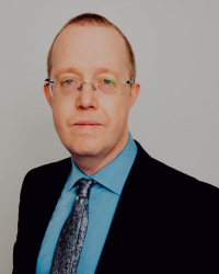 Dr. Edward Bloomfield - Consultant Clinical Psychologist / Analyst