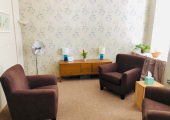 Counselling Room - Canary Wharf