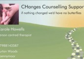 Carole Howells CHanges Counselling Support image 1