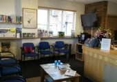Ashford clinic - Calm and friendly atmosphere plus lovely free hot drinks for clients!
