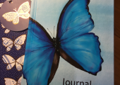 Journal with Grace - my newly published journal