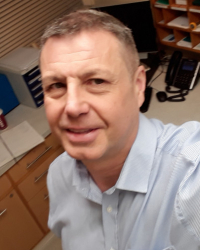 Andrew White chartered and registered psychologist