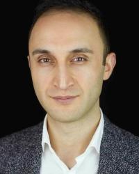 Dr Khodayar Shahriyarmolki (BSc, DClinPsy, PgDip, CPsychol)