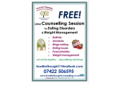 Free counselling for eating disorders
