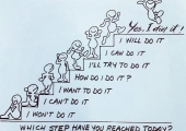 Which step have you reached today?<br />Do it!