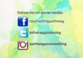 Follow me on social media