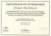 Imogen HG-Johnson (MA, BACP Accredited, EMDR) Psychotherapist image 1
