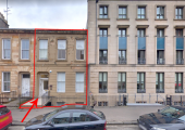 Berkeley Street view for Glasgow office