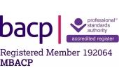Registered Member MBACP<br />Registered Member MBACP