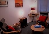 Harley Street Counselling and Training's City Practice room