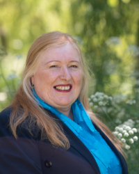 Linda Witchell MNCS (Acc). Specialist Stress & Bereavement Counsellor.