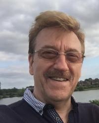 Rev Dr George Booty Psychotraumatologist & Supervisor MCPFI & Reg MBACP
