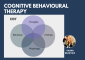Online Cognitive Behavioural Therapy. Vauna Beauvais.