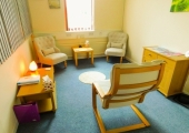 Room at 2&6 Therapy Rooms