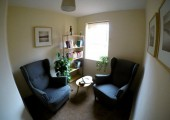 Counselling room in Lichfield