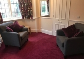CCN at Chartridge Conference Centre, Chesham - Our new counselling room
