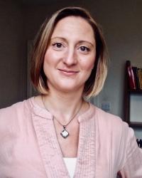 Kamila Markusova - BSc (Hons) Psych; Dip.Couns.; Registered Member BACP (MBACP)