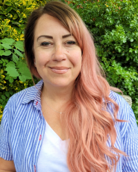 Lisa Fisher R-MBACP (Accred) (BA (Hons) Counselling, Creative Mindfulness Coach