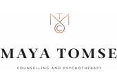 Maya Tomse Counselling and Psychotherapy