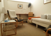 Therapy Rooms at 155a Leighton Road