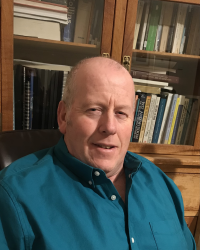 Brian Doherty - Counsellor & Bereavement Counsellor, UUFDSC, MBACP (Accredited)