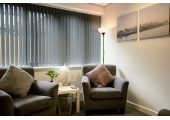 Comfortable counselling rooms