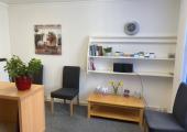 The Eaves Farnham Waiting Room