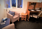 Therapy room in Bridgnorth