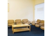 Waiting area<br />Warn and friendly area to wait, Tea & coffee avaliable