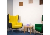 Counselling rooms<br />Clean, modern and welcoming rooms