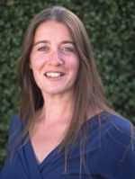 Dr Anne-Marie Catterall, Clinical Psychologist working with adults and children