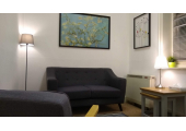 Therapy room - Harley Street