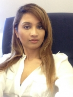 Samina Khatun, Registered Counsellor and Psychotherapist (MSc, MBPsS, BACP)