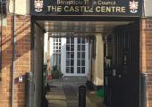 Barnstaple office-main entrance