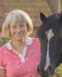 Jenny Chesher - Counsellor and Animal or Equine-assisted Therapist