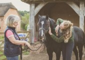 Item 5<br />I also offer equine-assisted psychotherapy