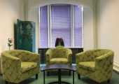 Therapy room in Stamford