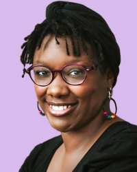 Simone Ayers MBACP Online Therapist