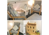 Our rooms at Heart to Hearth Bristol