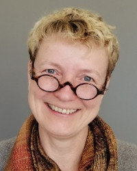 Susanne Barthelmes MA, MBACP (Reg) - counselling and psychotherapy