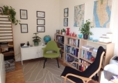 Home counselling room